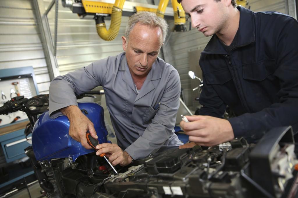 Wisconsin Motorcycle Mechanic Schools