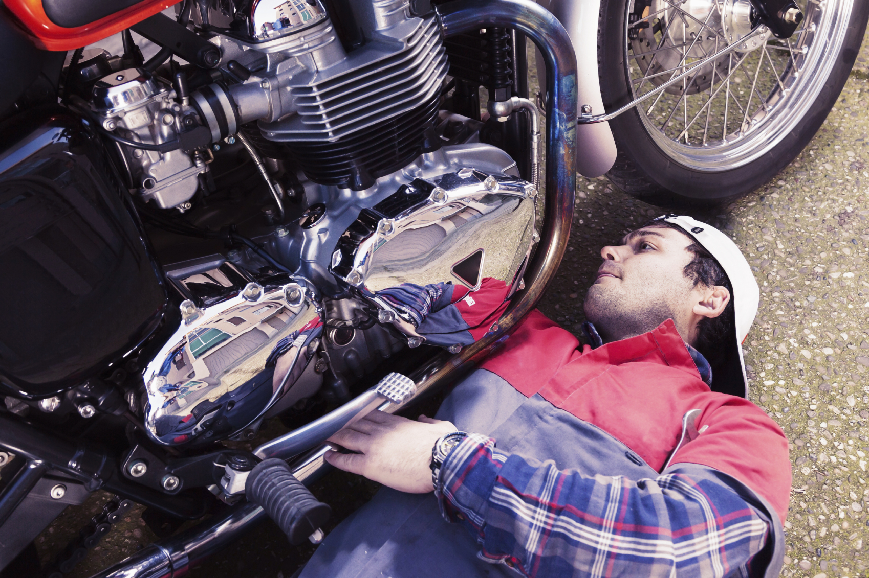 Working As A Motorcycle Mechanic Tips Advice